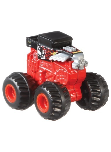 Hot Wheels Monster Trucks Mini Arabalar Sürpriz Paket Renkli